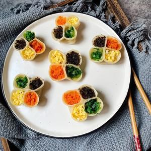 4つの幸せなイベントの蒸しdump子-dish子のこの料理、猫を外に出したい バッグの能力はおいしい!練習対策8