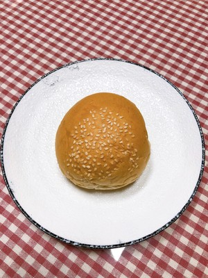 家族には、家族の日常生活の素早い働き手が含まれていますシンプルで簡単な栄養のハンバーガー実践測定1