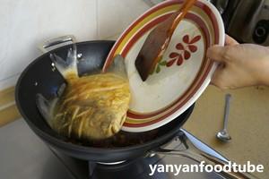 繁栄した8を燃やす乾燥魚のGanShao Fishの練習対策