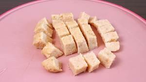 Beanの実践尺度 新鮮なエビの殻の魚の豆腐10