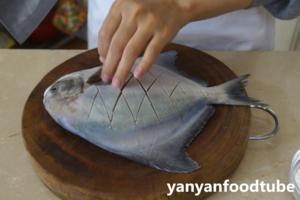 豊かな2を燃やす乾燥魚のGanShao Fishの練習対策
