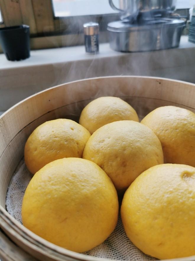パンプキン蒸しパンの練習、パンプキン蒸しパンの美味しさ