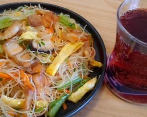 でもできます 主食が特徴的な温州の温州揚げピンクが機能するようになったとき、チャウミエン8